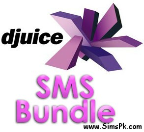 Djuice Sms Packages Bundles