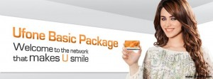 Ufone Basic Package