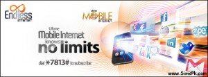 Ufone Mobile Internet Data Buckets