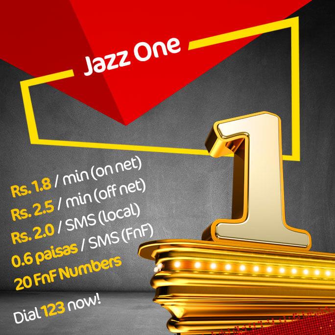 Jazz-One-Package-Plan