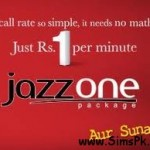 Jazz One Package