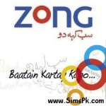 Zong – Pakistan's Best Daily SMS Bundle @ PKR2.50 + tax!