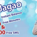 Warid Sim Jagao Offer