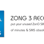 Zong Sim Lagao Offer – 2013