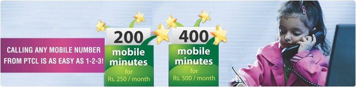 PTCL_Mobile_Bucket_Package