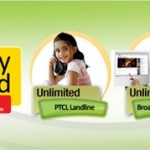 PTCL Quad Play Unlimited Package