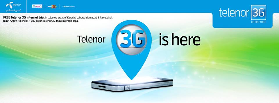 Telenor 3G Packages