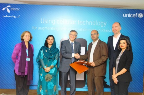 Telenor powers Pakistan with 3G
