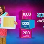 Telenor Talkshawk SIM Lagao offer-2014