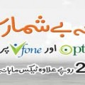 Ufone's Discounted Offer - Make Unlimited Calls to Ufone PTCL, and Vfone
