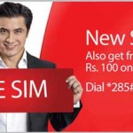 Get free Mobilink SIM with bonus balance on each recharge