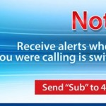 Warid Introduces Notify Me Service