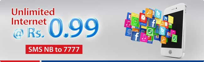 Warid Brings Unlimited Mobile Internet