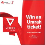 Win Umrah Ticket with Mobilink