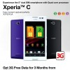 Free Zong 3G Internet with Sony Xperia C
