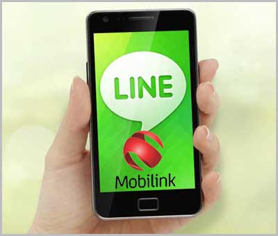 Mobilink Partners With LINE Messenger