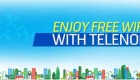 Telenor Brings Free Wi-Fi Hotspots at Selected Places in Karachi