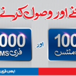 Zong Timepey Service – Enjoy Free Minutes and SMS