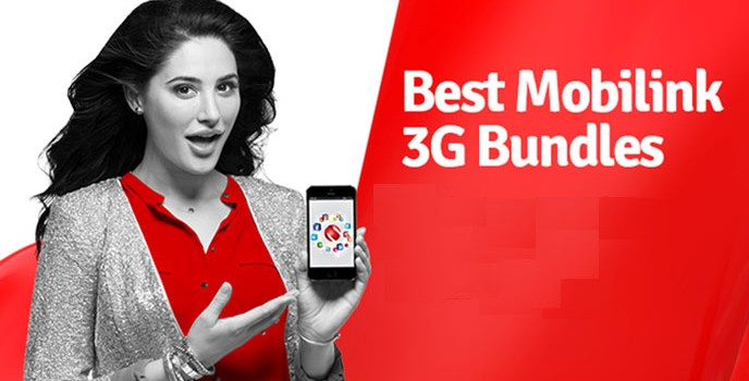 Mobilink Presents Limited Time 30GB 3G Bundles