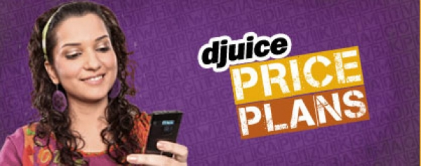 Djuice Price Plan