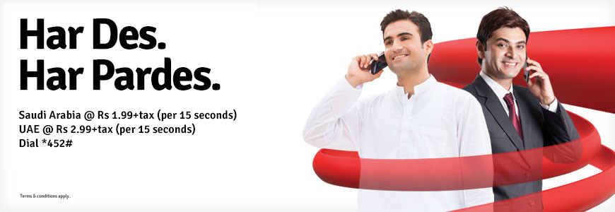Mobilink Saudi Arabia & UAE Offer