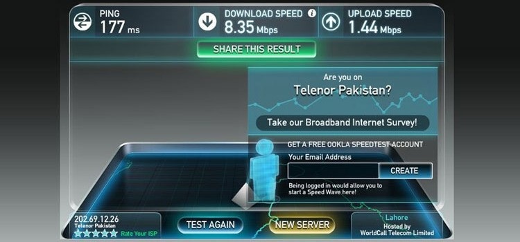 Pakistani MNAs Declare 3G Speeds Just Average