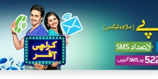 Telenor Karachi New Offer