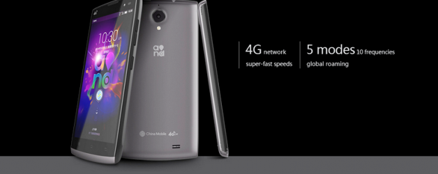 Zong Launches Its 4G LTE Smartphone Zong M811