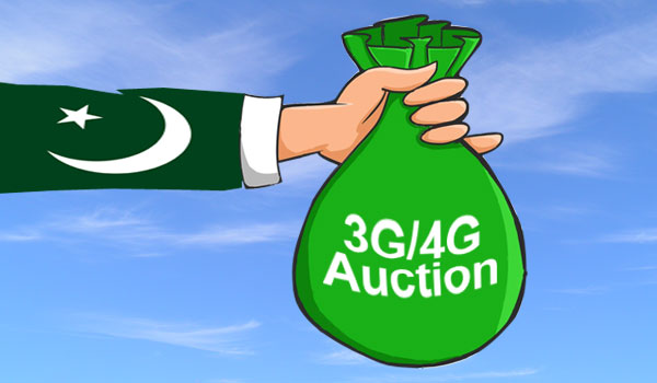 Government on Target to Auction Further 3G And 4G Licenses In 2015