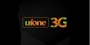 Ufone Offers FREE 3G Trial to 10 More Cities of Pakistan