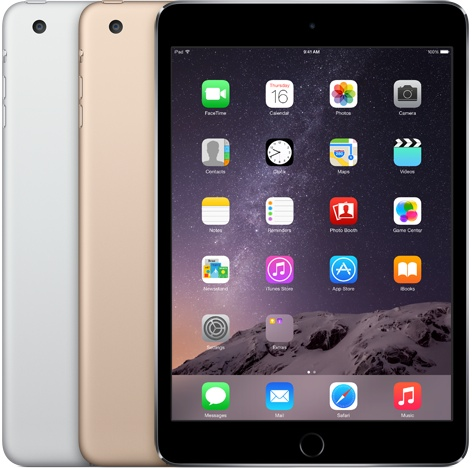 Apple iPad Mini 3 By Ufone