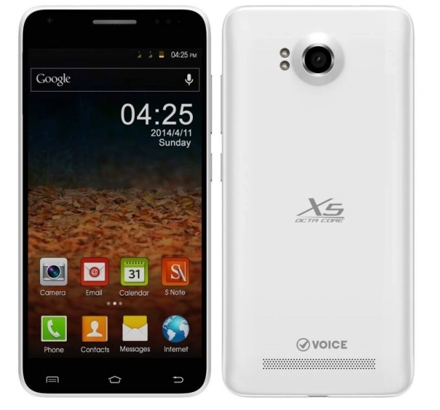 Voice Xtreme X5 by Mobilink