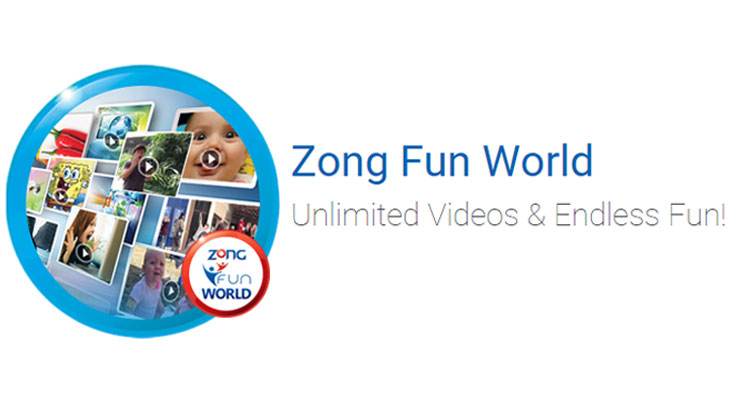 Zong Fun World - A Mobile Portal for Entertainment