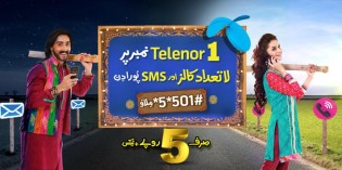 Telenor Talkshawk Sacha Yar Offer – Unlimited FREE Calls & SMS