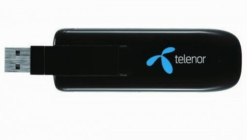 Telenor USB Dongle free trial