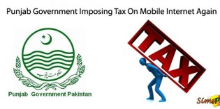 Punjab Government Imposing Tax On Mobile Internet Again