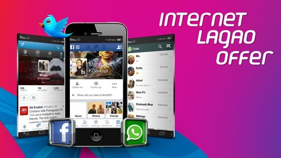 Telenor Internet Lagao Offer