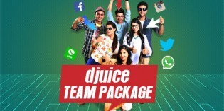 Djuice Team Package – On-Net, Off-net Calls, SMS, Internet