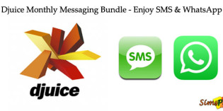 Djuice Monthly Messaging Bundle – Enjoy SMS & WhatsApp