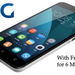 Zong Launches Huawei Honor 4X With 6GB Free Data Offer