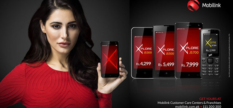 Mobilink Launches Jazz X Feature Phone & 3G Smartphones
