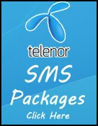 Telenor-SMS-Packages