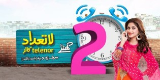 Telenor Talkshawk Good Time Call Offer