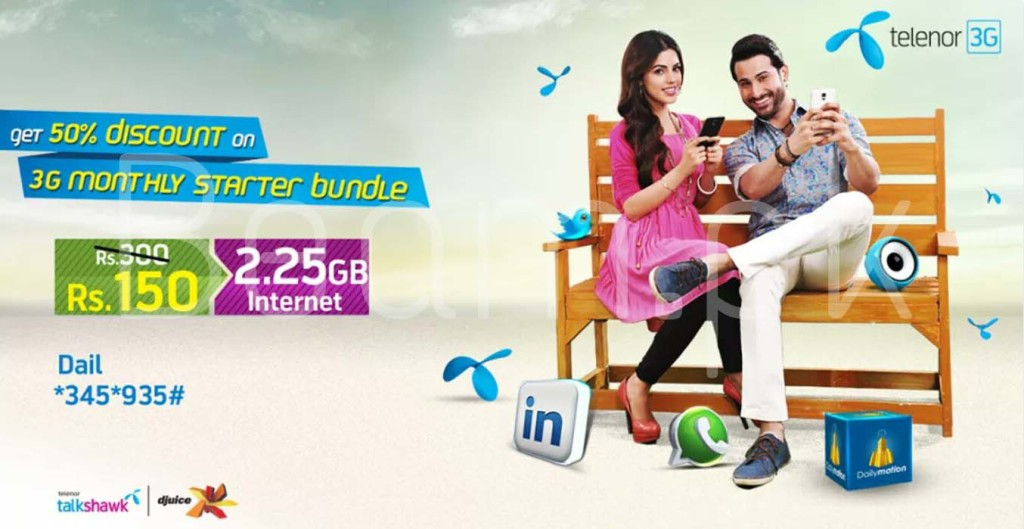 Telenor 3G Starter Bundle