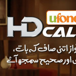 Ufone Offers HD Calls Service with Best Voice Quality