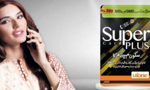 Ufone Super Card Plus – Better Monthly Resources at Rs. 599
