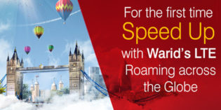 Warid Becomes 1st Operator To Offer International LTE Roaming