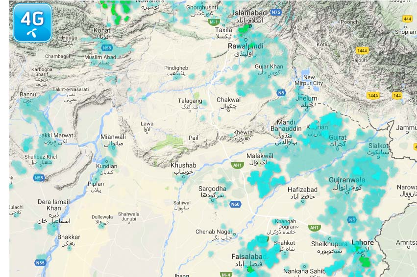 telenor-4g-coverage-map