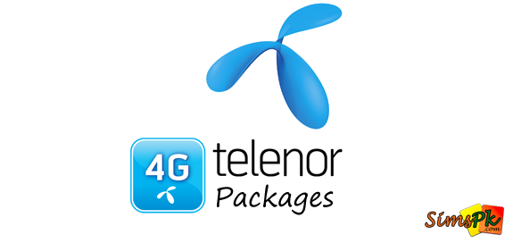 Telenor 4G Packages