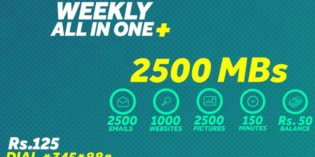 Djuice Weekly Internet All In One Plus Offer